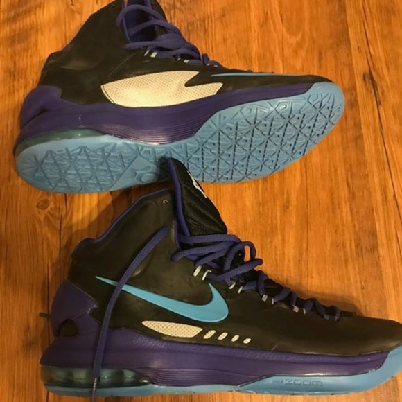 Nike Shoes Mens Kd Kevin Durant Zoom Basketball Poshmark